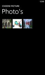 Nokia Lumia 920 LTE - MMS - Sending pictures - Step 9