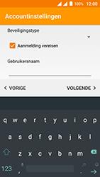 Alcatel Pixi 4 (5) 4G (5045X) - E-mail - Handmatig instellen - Stap 21