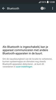 HTC Desire 825 - WiFi en Bluetooth - Bluetooth koppelen - Stap 5