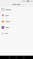 Huawei P9 Lite - E-mail - Configurar Outlook.com - Paso 6