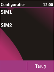 Nokia C2-03 - MMS - automatisch instellen - Stap 9