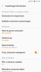 Samsung Galaxy A3 (2017) (SM-A320FL) - Contacten en data - Contacten kopiëren van toestel naar SIM - Stap 6