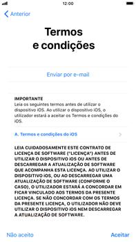 Apple iPhone 6s Plus - iOS 12 - Primeiros passos - Como ligar o telemóvel pela primeira vez -  19
