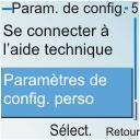 Nokia 6030 - MMS - configuration manuelle - Étape 6