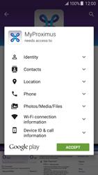 Samsung J500F Galaxy J5 - Applications - MyProximus - Step 8