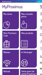 Acer Liquid M330 - Applications - MyProximus - Étape 13
