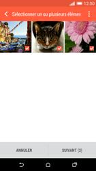 HTC Desire 820 - Photos, vidéos, musique - Envoyer une photo via Bluetooth - Étape 10