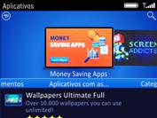 BlackBerry 9620 - Aplicativos - Como baixar aplicativos - Etapa 6