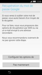 Sony Xperia Z2 - Premiers pas - Créer un compte - Étape 16
