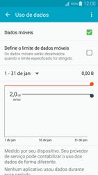 Samsung Galaxy A5 - Internet (APN) - Como configurar a internet do seu aparelho (APN Nextel) - Etapa 5