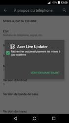 Acer Liquid Z530 - Réseau - Installation de mises à jour - Étape 7