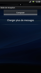 Sony Ericsson Xperia Neo V - E-mail - envoyer un e-mail - Étape 12