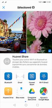 Huawei P20 pro - Photos, vidéos, musique - Envoyer une photo via Bluetooth - Étape 9