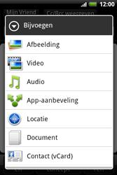 HTC A510e Wildfire S - E-mail - e-mail versturen - Stap 9