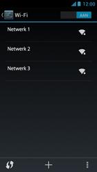 Acer Liquid Z5 - WiFi en Bluetooth - Handmatig instellen - Stap 6