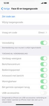 Apple iPhone 11 Pro - Beveiliging - stel in of wijzig pincode voor je toestel - Stap 4