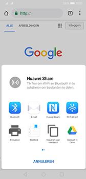 Huawei mate-20-dual-sim-hma-l29 - Internet - Hoe te internetten - Stap 21