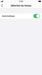 Apple iPhone SE - iOS 13 - Réseau - Utilisation à l