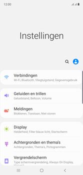 Samsung galaxy-note-10-dual-sim-sm-n970f - WiFi - Handmatig instellen - Stap 4