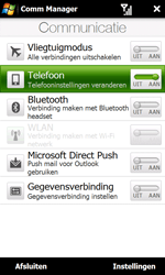 HTC T7373 Touch Pro II - Buitenland - Bellen, sms en internet - Stap 6