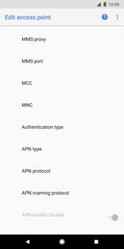 Google Pixel 2 XL - Mms - Manual configuration - Step 11
