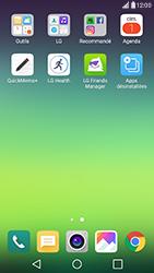 LG H840 G5 SE - E-mail - Configuration manuelle - Étape 3