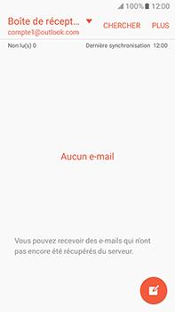 Samsung Samsung Galaxy J7 (2016) - E-mails - Ajouter ou modifier votre compte Outlook - Étape 5