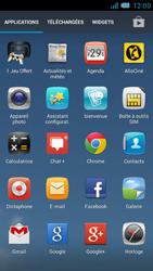 Bouygues Telecom Bs 471 - E-mails - Envoyer un e-mail - Étape 3