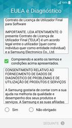Samsung Galaxy A5 - Primeiros passos - Como ligar o telemóvel pela primeira vez -  7