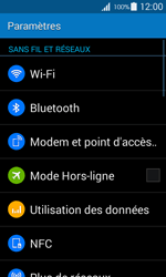 Samsung Galaxy Ace 4 - Internet et connexion - Utiliser le mode modem par USB - Étape 4
