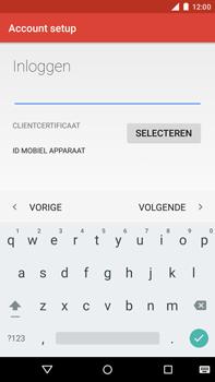 Motorola Moto X Style - E-mail - Handmatig instellen - Stap 13