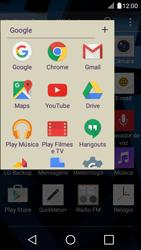LG K4 - Internet no telemóvel - Configurar ligação à internet -  21