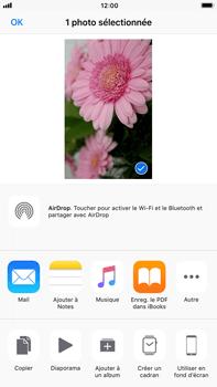 Apple iPhone 7 Plus - iOS 11 - Photos, vidéos, musique - Prendre une photo - Étape 10