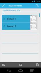 KPN Smart 300 - Contacten en data - Contacten kopiëren van SIM naar toestel - Stap 9
