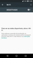 Alcatel Idol 4 VR - Wi-Fi - Como ligar a uma rede Wi-Fi -  5