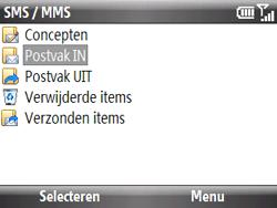 HTC S521 Snap - MMS - probleem met ontvangen - Stap 6