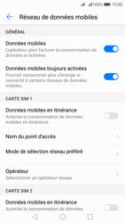 Huawei Nova 2 - Réseau - Utilisation à l