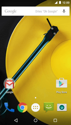 Motorola Moto E (1st Gen) (Lollipop) - Applications - Supprimer une application - Étape 1