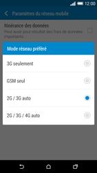 HTC One (M8) - Internet et connexion - Activer la 4G - Étape 6