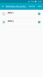 Samsung Galaxy A5 (2016) - Internet - Configurar Internet - Paso 17