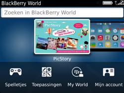 BlackBerry 9720 Bold - Applicaties - Applicaties downloaden - Stap 4
