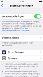 Apple iPhone SE - iOS 12 - Beveiliging en privacy - zoek mijn iPhone activeren - Stap 6