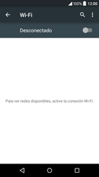 Alcatel Idol 3 - WiFi - Conectarse a una red WiFi - Paso 5