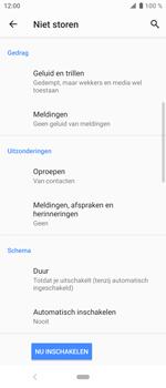 Sony Xperia 10 - Instellingen -