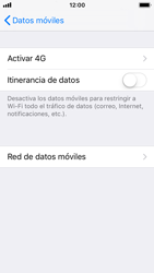 Apple iPhone SE iOS 11 - Internet - Configurar Internet - Paso 6