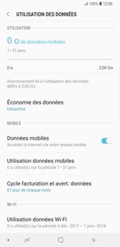 Samsung Galaxy S9 Plus - Internet - activer ou désactiver - Étape 6