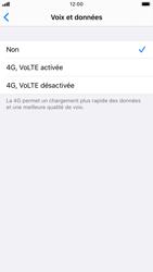 Apple iPhone 8 - iOS 13 - Réseau - activer 4G - Étape 6