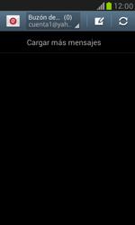 Samsung Galaxy S3 Mini - E-mail - Configurar Yahoo! - Paso 4