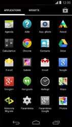 Motorola Moto G - MMS - configuration manuelle - Étape 4
