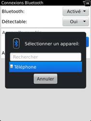 BlackBerry 9810 Torch - Bluetooth - Jumeler avec un appareil - Étape 9